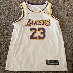 Lebron James Lakers Jersey